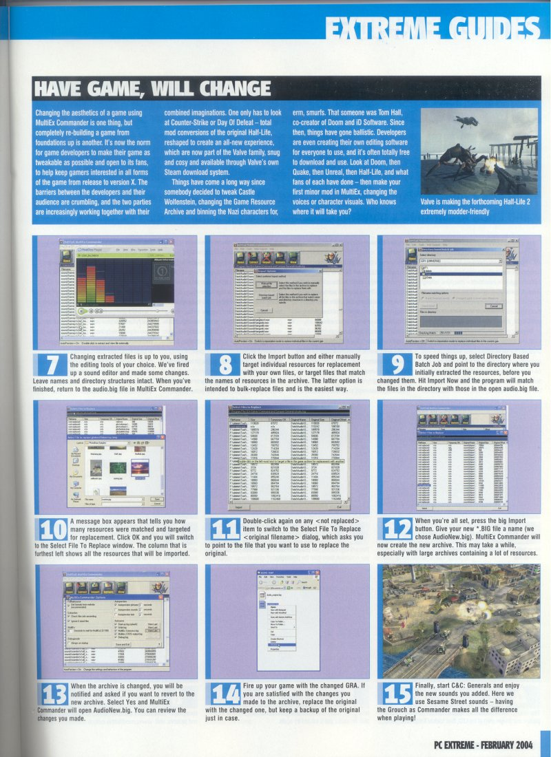 PC Extreme Page Two